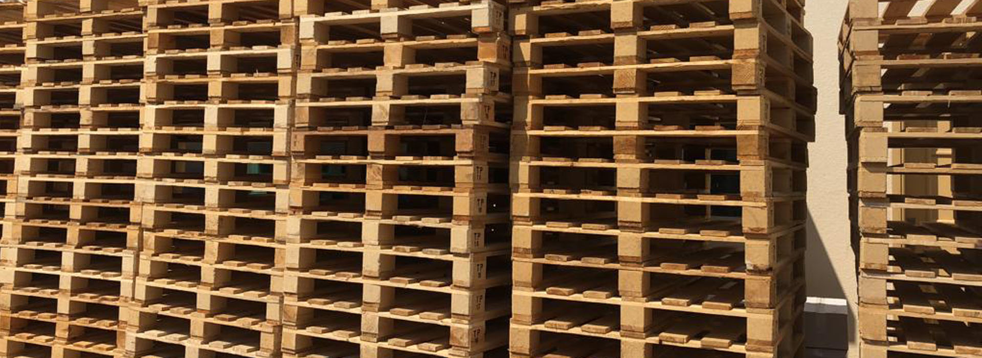 Wooden & Plastic Pallets Manufacturers in UAE   Cartons ...